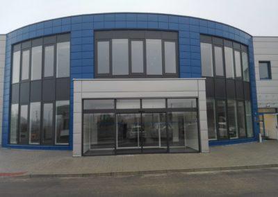 Administrativní budova Klatovy