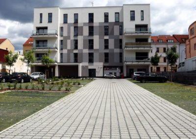 Bytový dům Livingstone Plzeň
