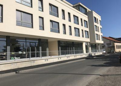 Bytový dům Roudná Plzeň