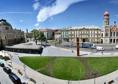 Divadelní terasy Plzeň