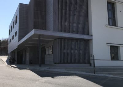 Kino a administrativní budova Plasy