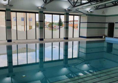 Plavecký bazén Slovany Plzeň